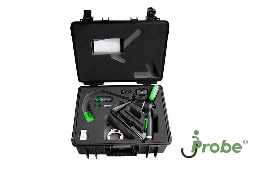 Видеоэндоскоп jProbe VJ-PRO широкий комплект поставки