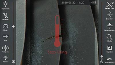 jProbe PX pro температурный латчик с сигнализацией перегрева головки зонда