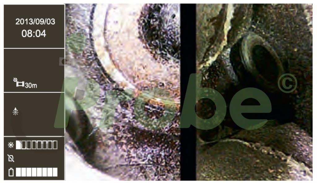 jProbe VE использование адаптера двойного обзора