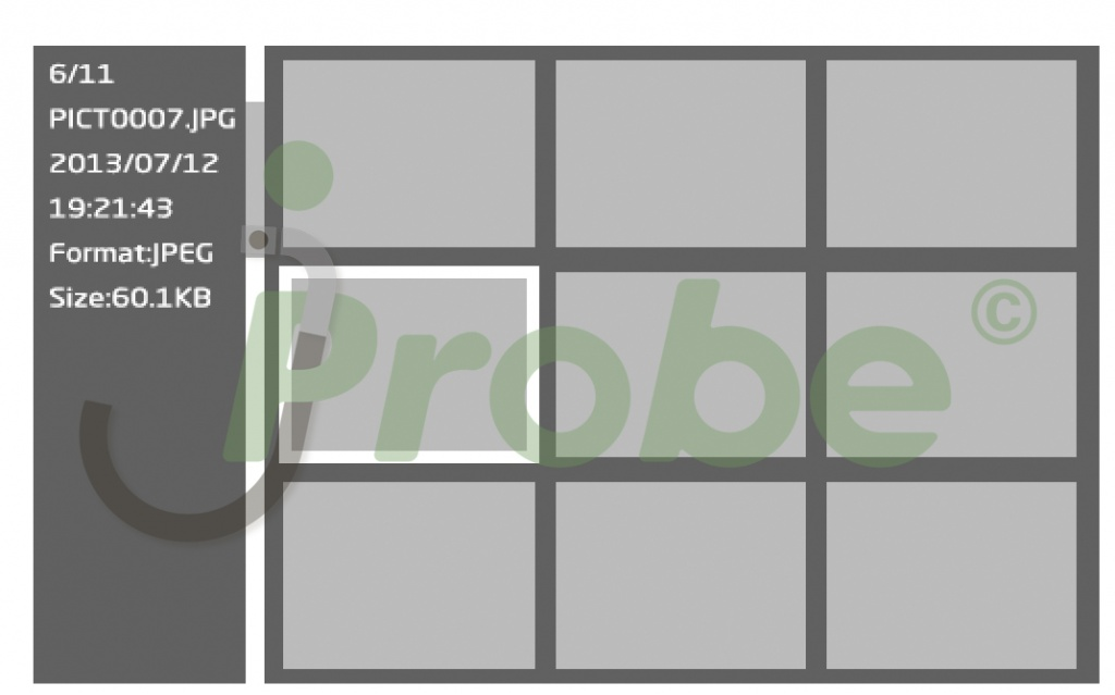 jProbe VE удобный файл-менеджер