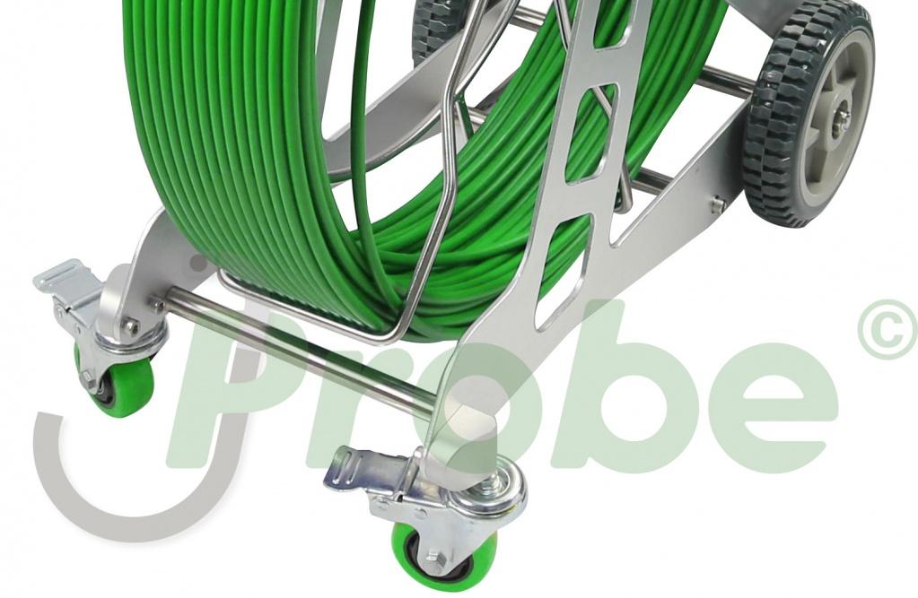 Прочная рама для напольного использования с колесами для транспортировки jProbe NX