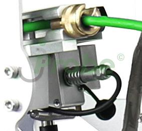 Встроенный счетчик длины смотки кабеля jProbe NX