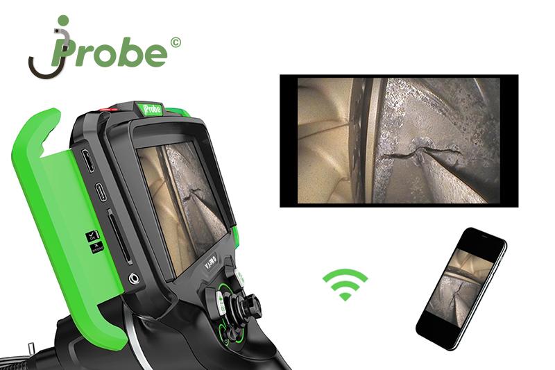 Видеоэндоскоп jProbe VJ-PRO вывод изображения на внешние устрйоства